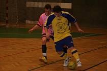 Futsalová Divize A: Malibu Mladá Boleslav - FC Brandýsek