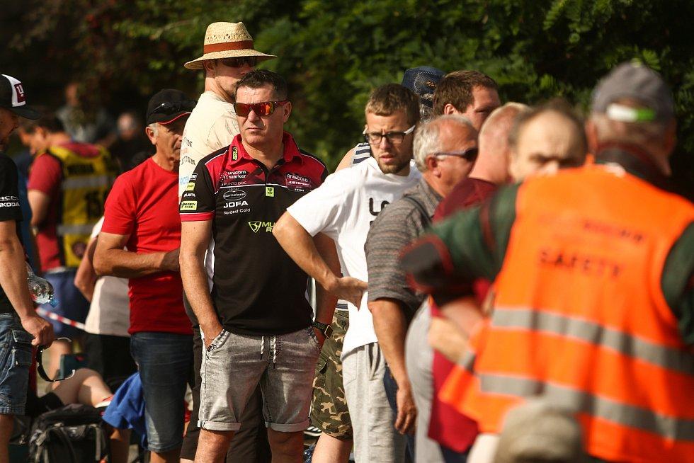 Rally Bohemia v Mladé Boleslavi v neděli 11. července 2021.