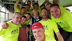 Spolek bakovských fotbalistů absolvoval vícedenní cyklistický výlet.