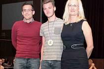První místo v anketě Sportovec Mladoboleslavska v kategorii talent do osmnácti let získal nadějný fotbalista, brankář Filip Truksa