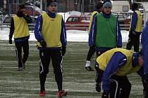 Zahájení zimní přípravy FK Mladá Boleslav
