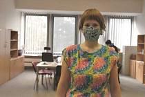 Kateřina Halamová, sociální pracovnice Centra pro integraci cizinců