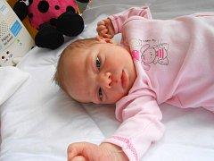 VANESA Svárovská se narodila 16. ledna mamince Markétě a tatínkovi Petrovi z Mladé Boleslavi. Vážila 3,3 kg a měřila 49 cm.