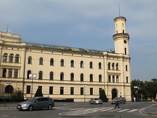 Magistrát města Mladá Boleslav.