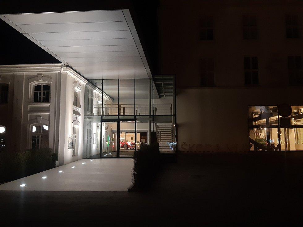 Škoda muzeum.
