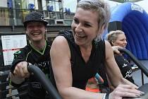 Na sobotním Dnu s Deníkem jste se mohli seznámit s běhacími pásy programu H.E.A.T.