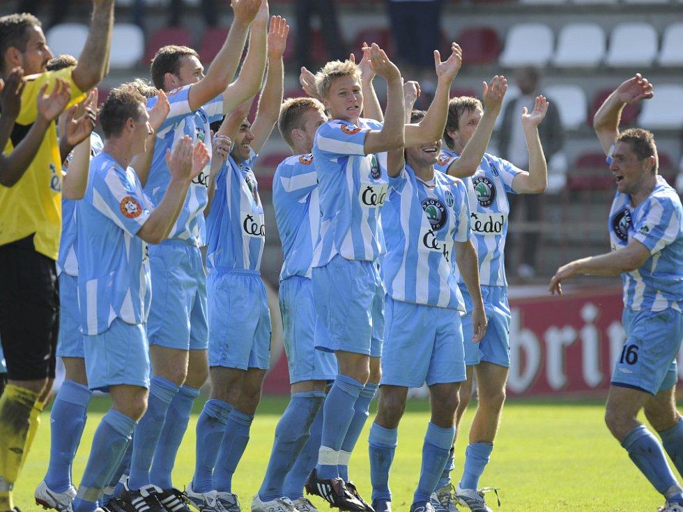 1. Gambrinus liga: Viktoria Žižkov - FK Mladá Boleslav