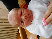 Natália Bernardová se narodila 1. května, vážila 3,09 kg a měřila 48 cm. S maminkou Eliškou a tatínkem Davidem bude bydlet v Mladé Boleslavi.