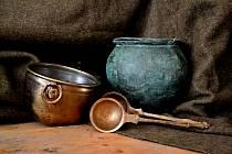 V hrobu germánského knížete byly nalezeny kouzelné předměty. Obdivovat je můžete na aktuální výstavě v muzeu.