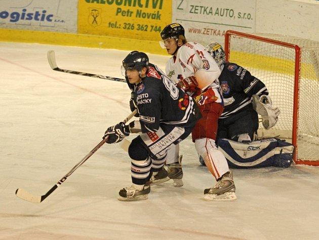 I. hokejová liga: HC Benátky nad Jizerou - HC Olomouc