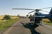 Vrtulník. Ilustrační foto
