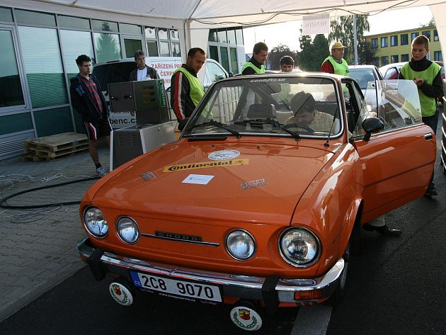 Škoda Economy Run 2011.