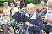 Pojizerský folklorní festival v Bakově nad Jizerou přilákal několik stovek návštěníků