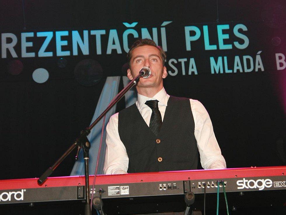 Reprezentativní ples města Mladá Boleslav.