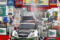 Rally Islas Canarias - Škoda Motorsport