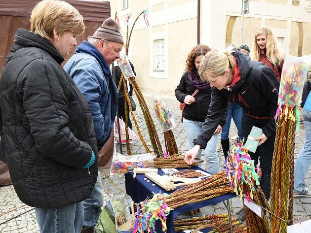 Velikonoční jarmark Na Karmeli v Mladé Boleslavi