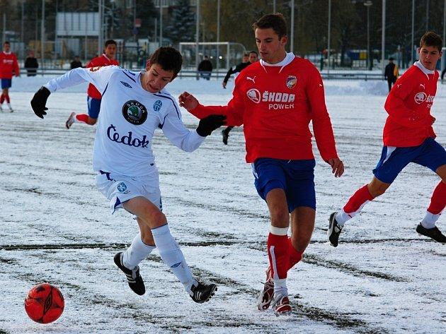 ČFL: FK Mladá Boleslav B - Viktoria Plzeň B