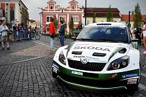 Rally Bohemia 2012