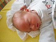 Matýsek Houžvic se narodil 2. března, vážil 3,93 kg a měřil 51 cm. Maminka Jana a tatínek Marek si ho odvezou domů do Mnichova Hradiště, kde už se na něho těší bráška Mareček.