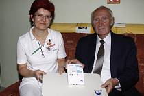 Monitory dýchání v nemocnici Mladá Boleslav
