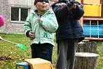 Školka v Hrdlořezích funguje už druhý podzim.