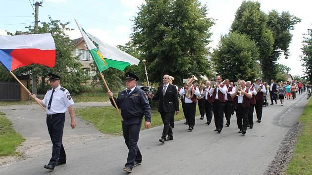 Sjezd rodáků a přátel obce Petkovy.