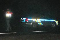 Policie kvůli nehodě odkláněla dopravu.