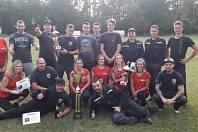 Ledečtí hasiči obsadili první místa na okrskové soutěži