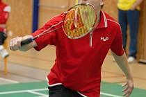 Semifinále a zápas o 3. místo I. ligy badmintonu