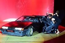 Ve Škoda Muzeu znovuobnovili premiéru filmu Upír z Feratu i s legendárním autem
