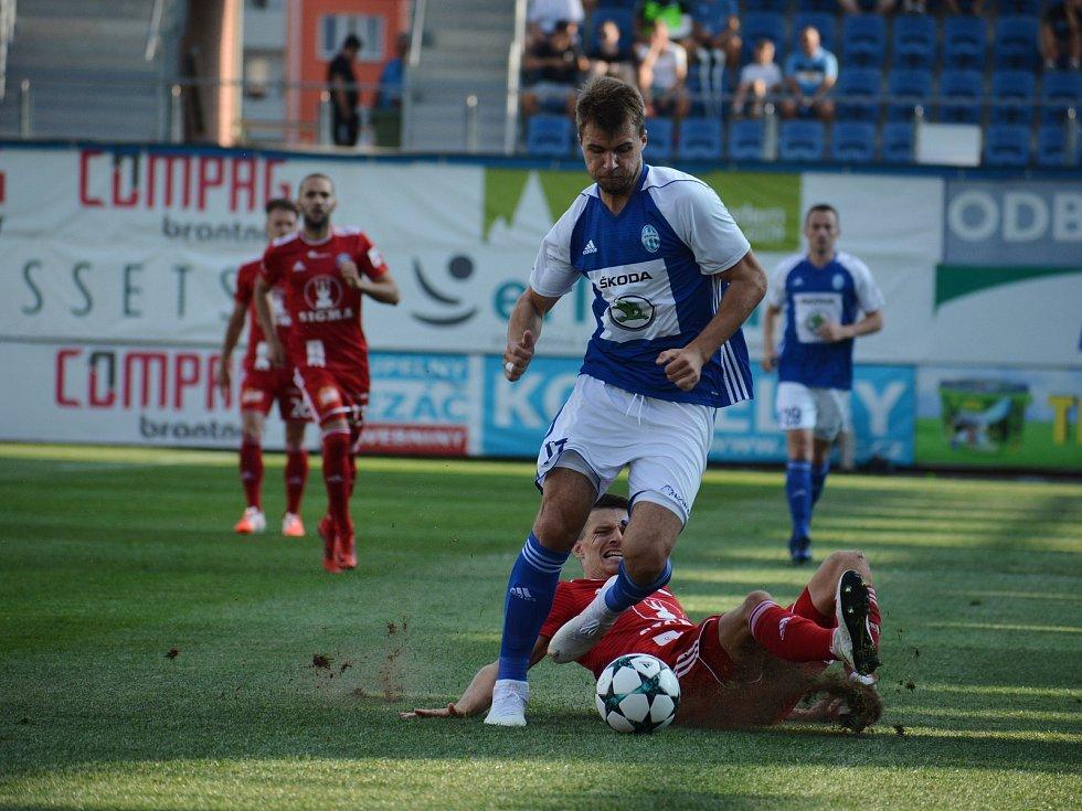 FK Mladá Boleslav - Sigma Olomouc.