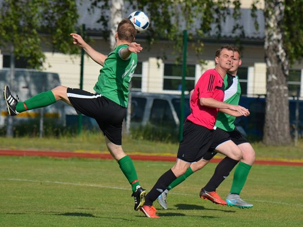 Fotbal, III. třída, Sporting Mladá Boleslav - SKP Mladá Boleslav.
