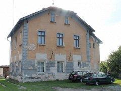 Dům v Hlínovišti, který město prodává v elektronické aukci