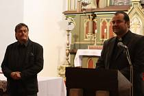 Koncert pro trubku a varhany v kostele Nanebevzetí panny Marie