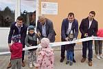 Město slavnostně otevřelo mateřskou školu Putna