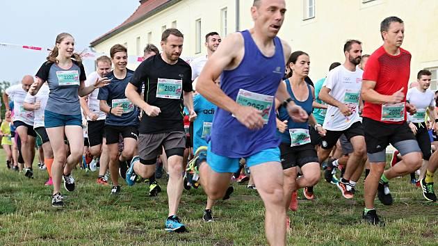 T-Mobile Olympijský běh v Mladé Boleslavi.