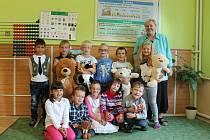 Základní škola Chotětov, 1. třída, třídní učitelka Bohuslava Richtrová