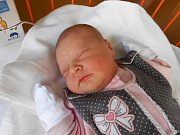 Elen Kopecká se narodila 11. června, vážila 2,87 kg a měřila 48 cm. S maminkou Michaelou a tatínkem Milanem bude bydlet v Mladé Boleslavi.