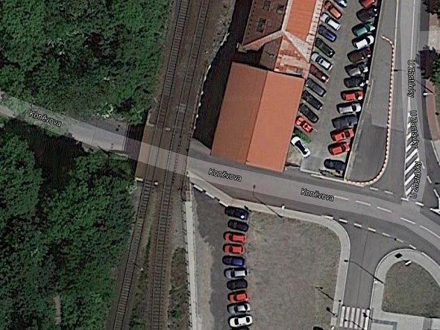 Nedaleko Česany vznikne nový bezpečný podjezd
