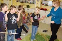 Výuka angličtiny na 5. základní škole v Mladé Boleslavi formou Helen Doron