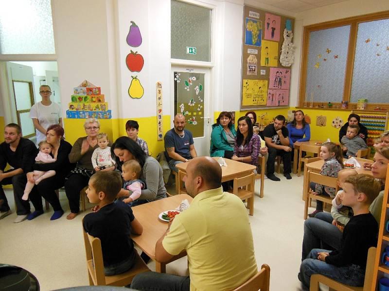 Světový den potravin ve vlkavské školce