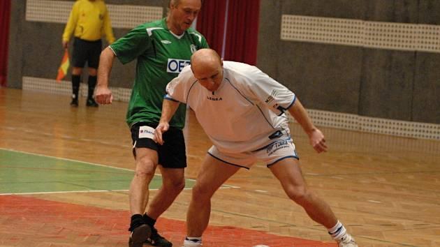 Vánoční turnaj starých pánů - Memoriál Josefa Vinše