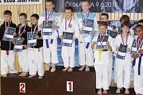 Krajské přebory v karate