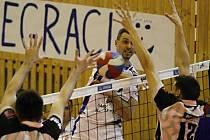 Čtvrtfinále play-off, 1. zápas: Karbo Benátky nad Jizerou - Vavex Příbram
