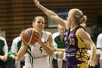Ženská basketbalová liga: Valosun Brno - Slovanka Mladá Boleslav