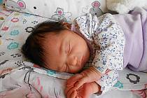 Karolínka Libichová se narodila 7. února, vážila 2,74 kg a měřila 48 cm. Maminka Pavla a tatínek Patrik si ji odvezou domů do Luštěnic.