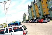 Nové parkování by mělo být i v ulici 17. listopadu v Mladé Boleslavi