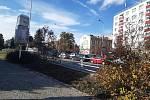 Doprava v Mladé Boleslavi byla v pátek odpoledne kvůli nehodě na dálnici D10 ochromená