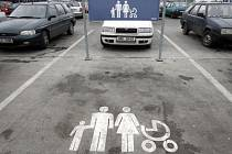 Mladoboleslavské maminky by jistě ve městě uvítaly takováto vyhrazená místo pro parkování.