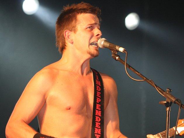 Koncert kapely Wohnout 3. listopadu v Mladé Boleslavi